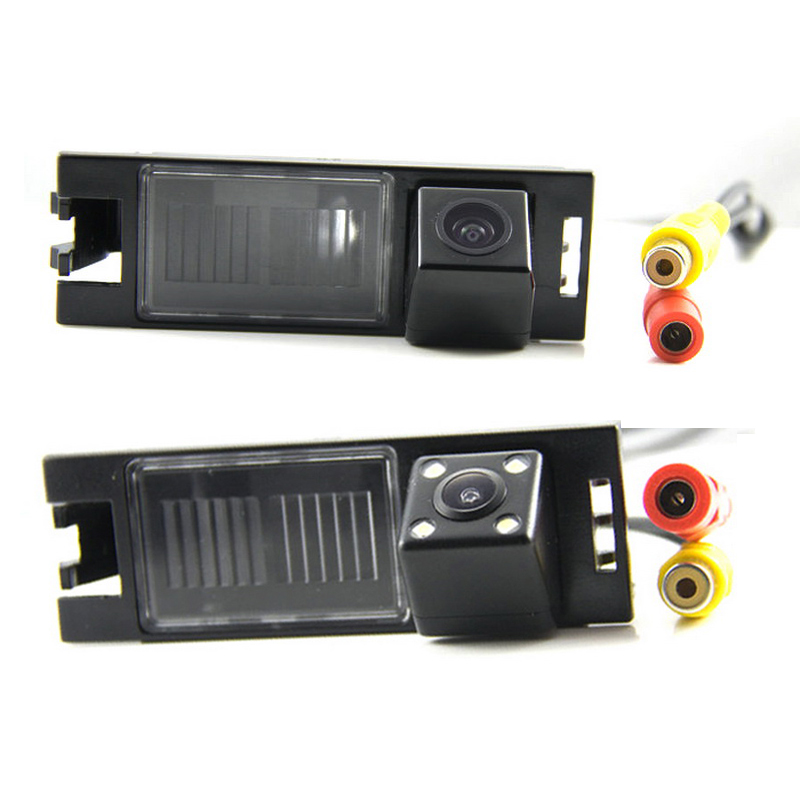 wire wireless LED night vision Car Rear View Backup camera waterproof for CCD sony HYUNDAI IX35 TUCSON reversing paking assist