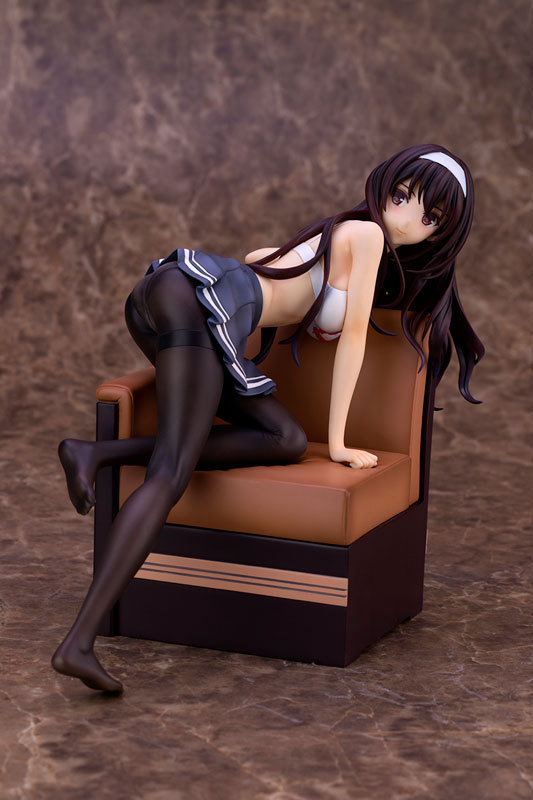 19cm Saenai Heroine No Sodatekata Kasumigaoka Utaha Scenes action figure PVC Doll anime toys collection for friend gift стоимость