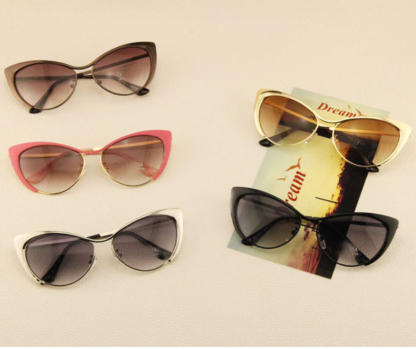sunglasses for women 2015  Aliexpress.com : Buy 2015 NEW Cat eye Sunglasses frames women ...