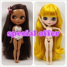 Nude Doll blyth doll factory blyth doll special offer toy doll