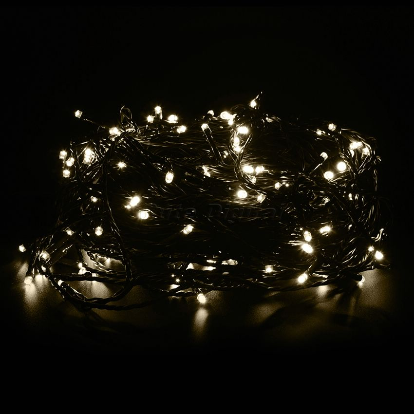 au 30m 200leds 24v garland festoon christmas tree lights xmas home garden party decoration string fairy lights outdoor new year in holiday lighting from