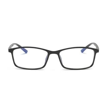 TAGION fashion business glasses frame men anti blue rays computer eyeglasses plastic radiation resistant optical eyewear oculos