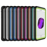 2016 Nowy Wodoodporna Obudowa Dla iPhone 7/7 Plus Telefon komórkowy Shell Pokrywa Przypadku Pływanie Nurkowanie Podwodne Pralnia Dirtproof Odporny Na Wstrząsy