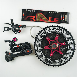 Image 3 - SENSAH XRX 12 Speed Shifter + Rear Derailleur + Cassette 52T + YBN 12S Chains Groupset ,Compatible for M9100 Eagle MTB Bicycle
