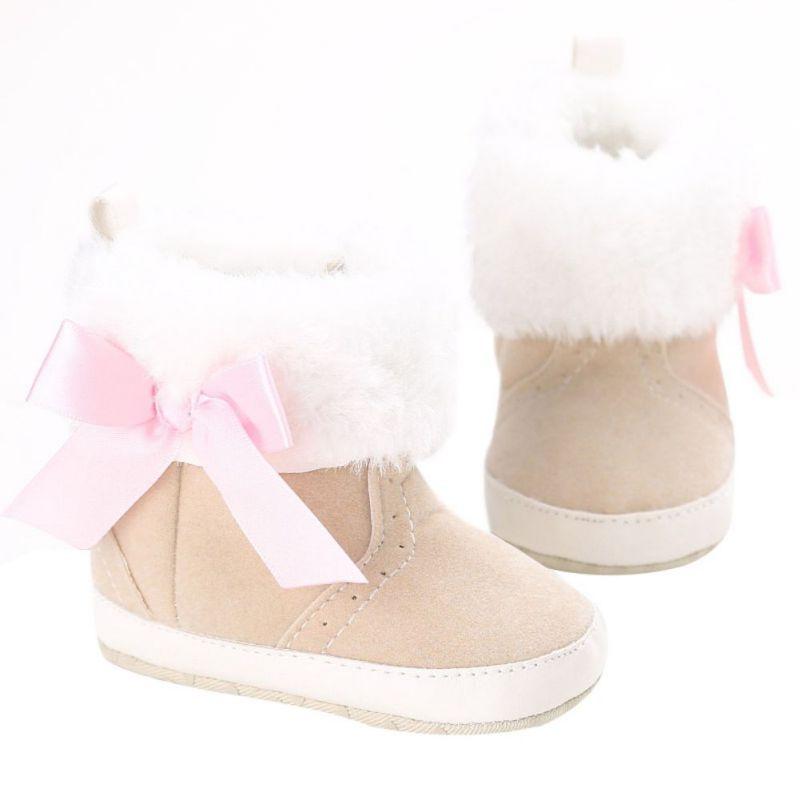 NºТеплые Сапоги и ботинки для девочек детские мокасины Детские fisrt ... 127dd133cb9