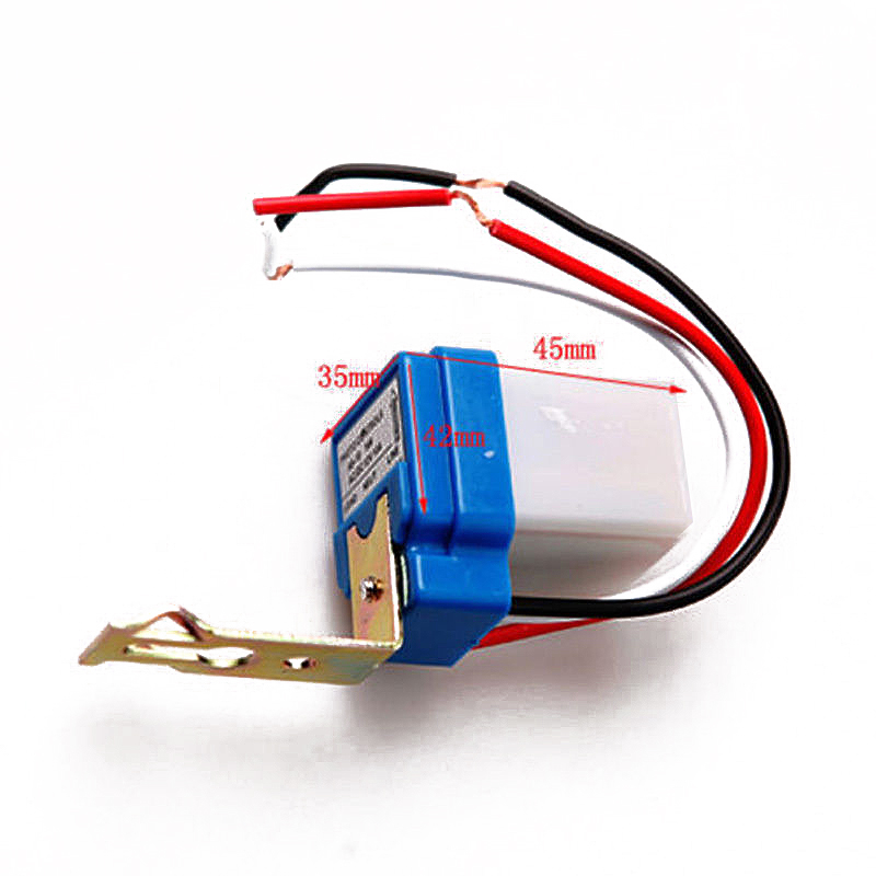 1pc Mini Twilight Dusk Sensor Twilight Switch Outdoor Night Light ...