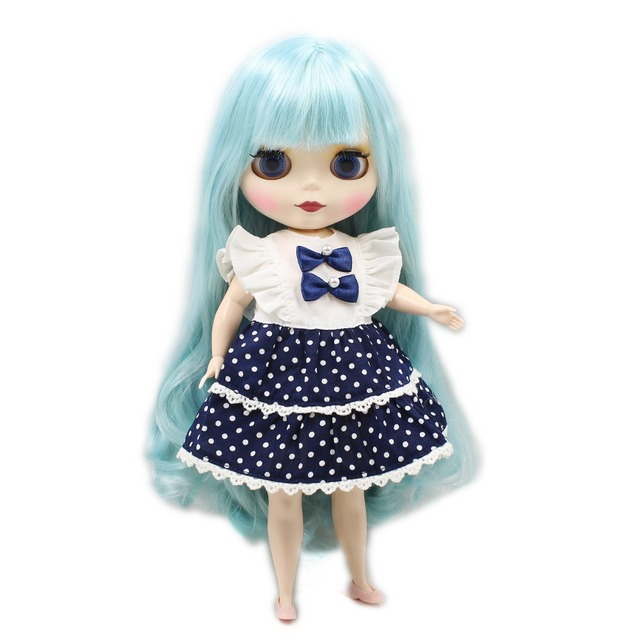 ICY Neo Blythe Dolls Colorful Hair Plump Body
