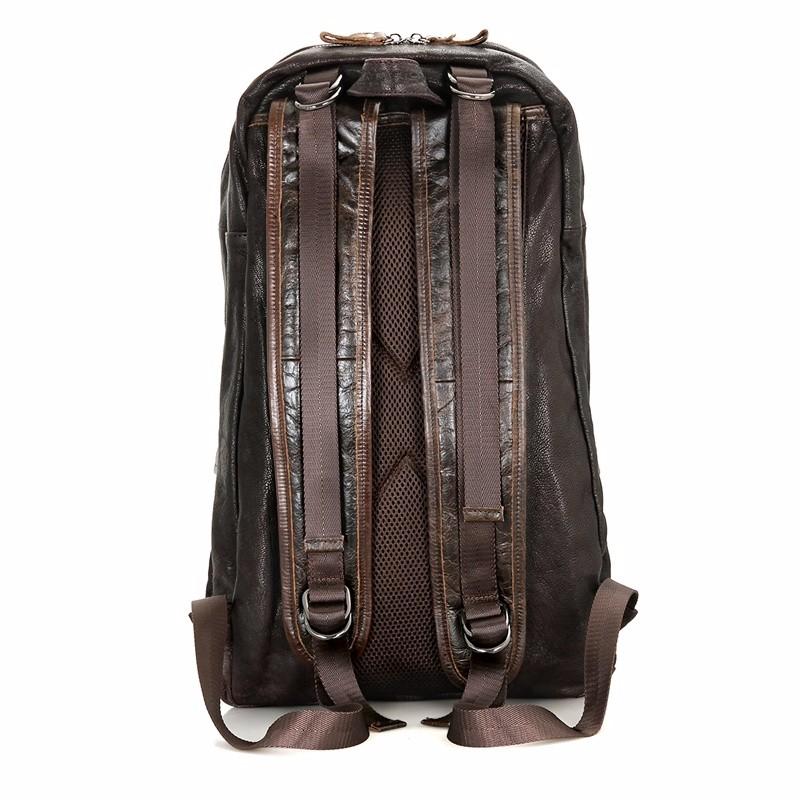 school leather laptop rucksack (4)