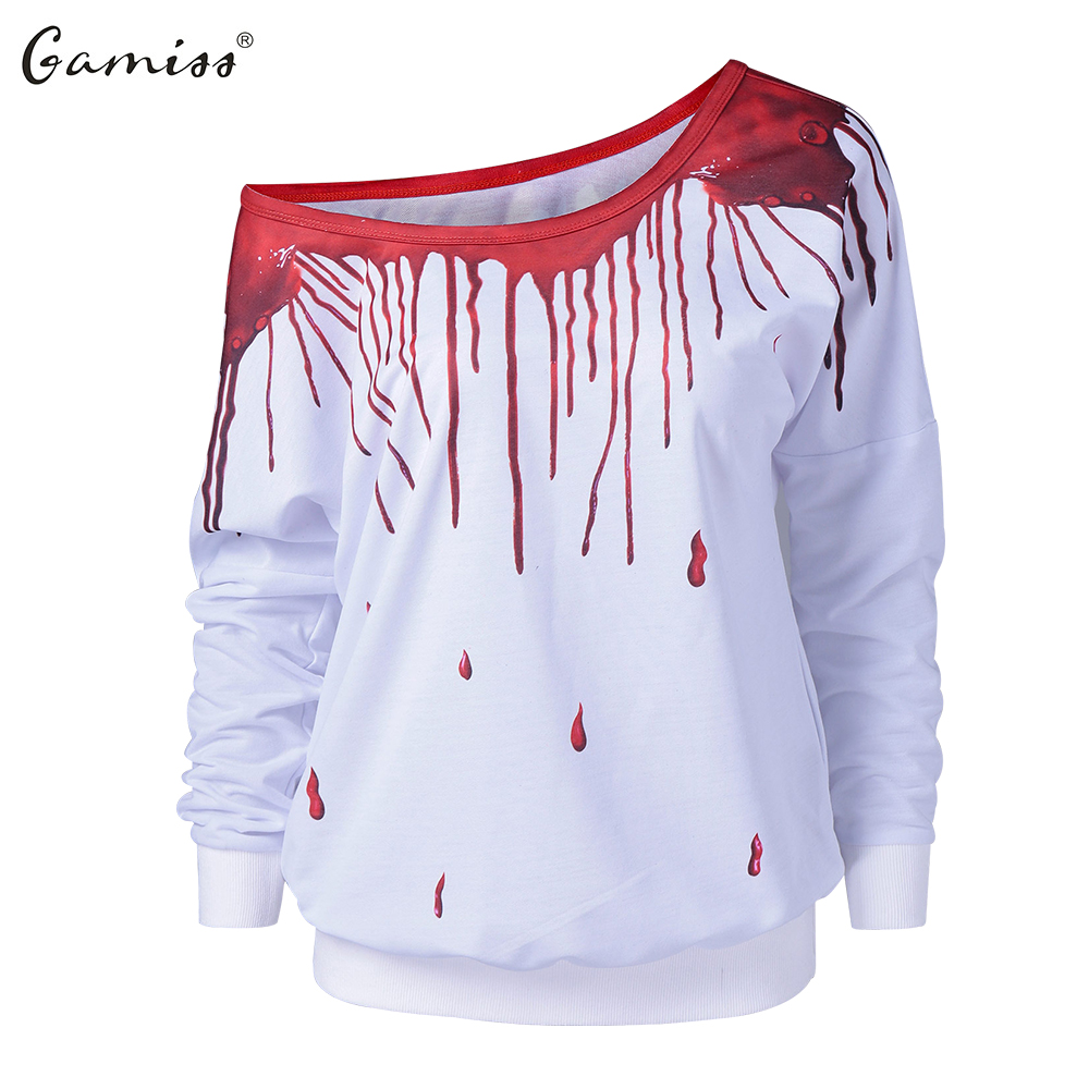 Gamiss 2017 Autumn And Winter Women Fleeve Hoodies Printed Letters Tracksuit Women'S Casual Sweatshirt Hoody Sudaderas