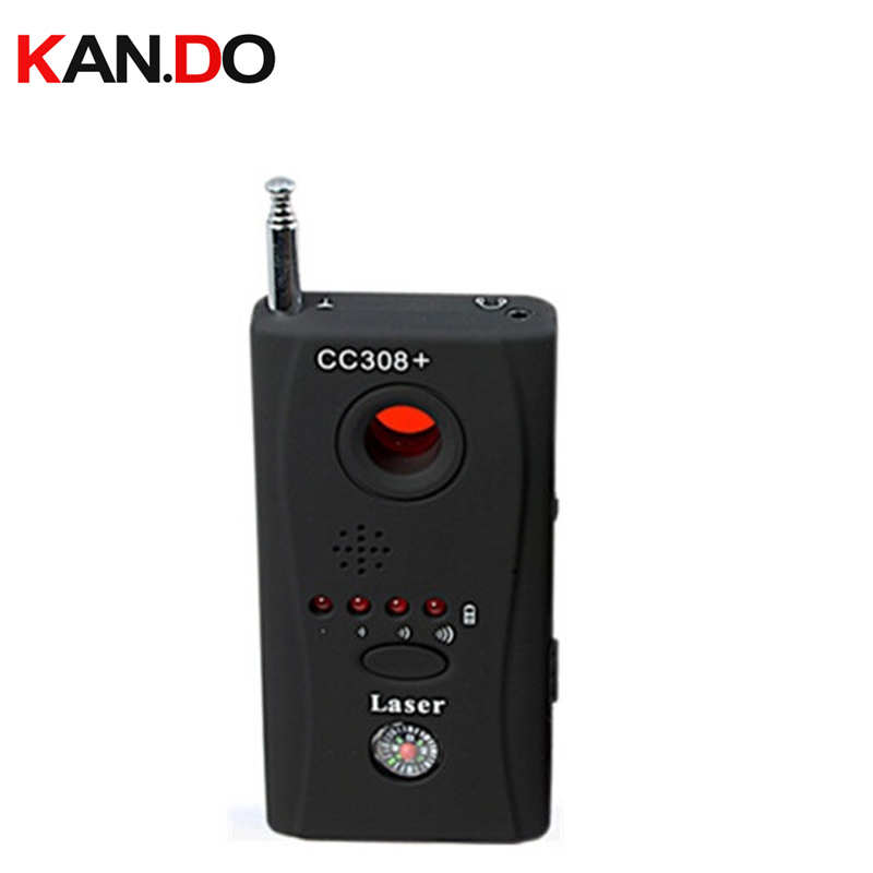 micro-save radio alarm Signal camera lens finder hunter wireless signal beeper radiation detector Anti Candid Camera Detector 1 pcs wireless audio signal scanner anti camera personal security hidden finder gps tracker device 2g 3g 4g bug finder ra