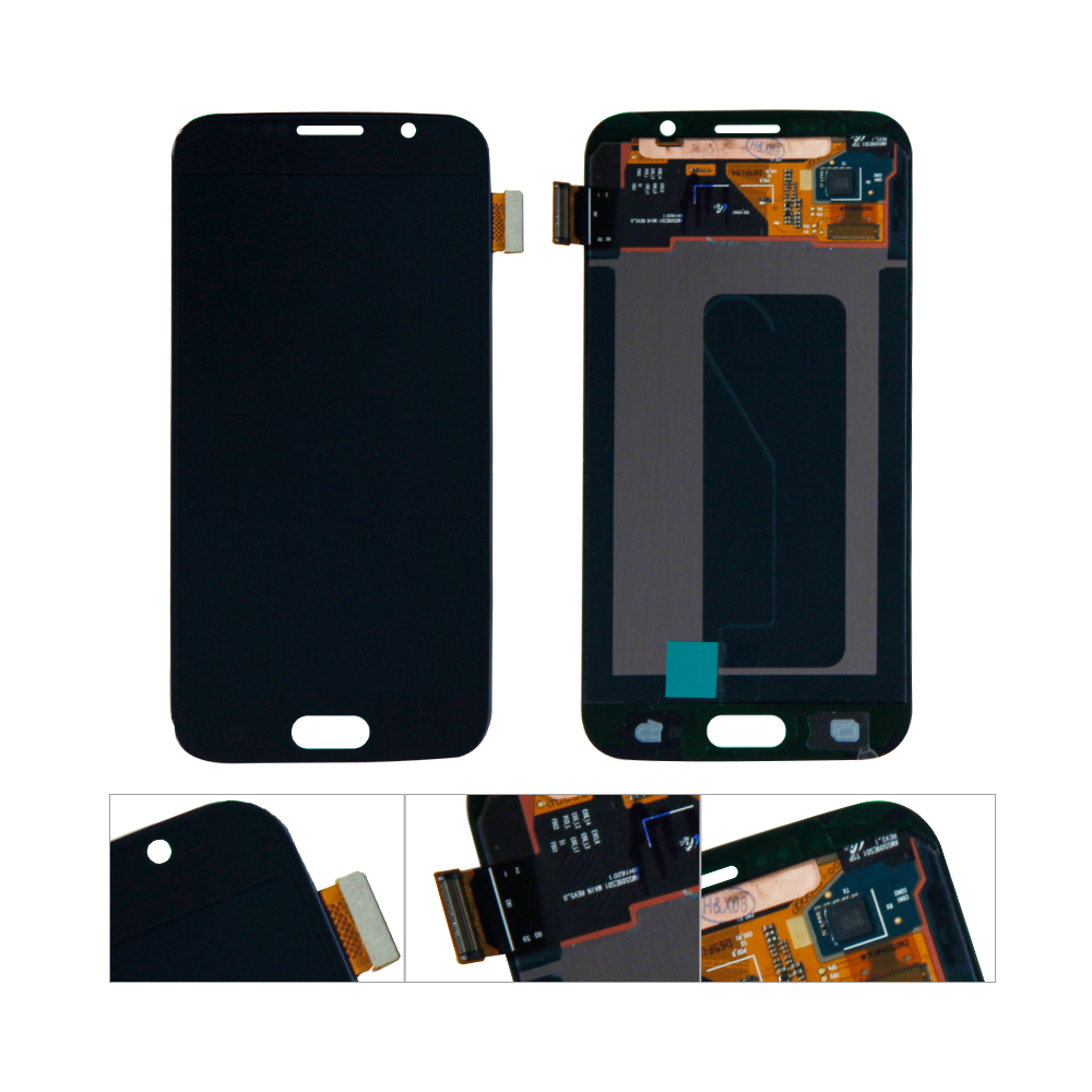 For <font><b>SAMSUNG</b></font> <font><b>GALAXY</b></font> <font><b>S6</b></font> G920 G920F <font><b>LCD</b></font> <font><b>Display</b></font> Touch Screen Digitizer Replacement +Tools image