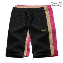 Free Shipping-NEW Terwsunsky Autumn Women Outdoor Sport Climbing Running Quick-dry Short Pant  TK7704