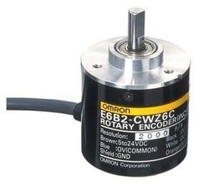 Hot sale good quality E6B2-CWZ6C rotary encoder 100-600 P/R