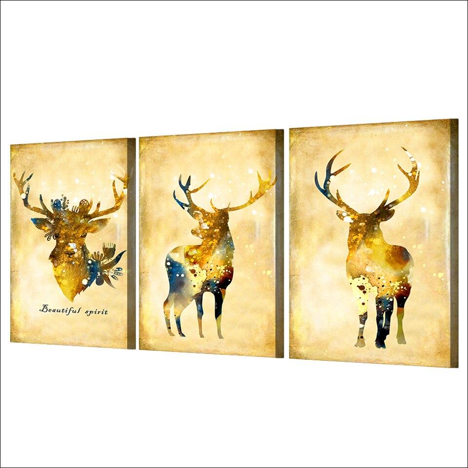 Best Stag Wall Art Photos - The Wall Art Decorations - mypromoisrich.com