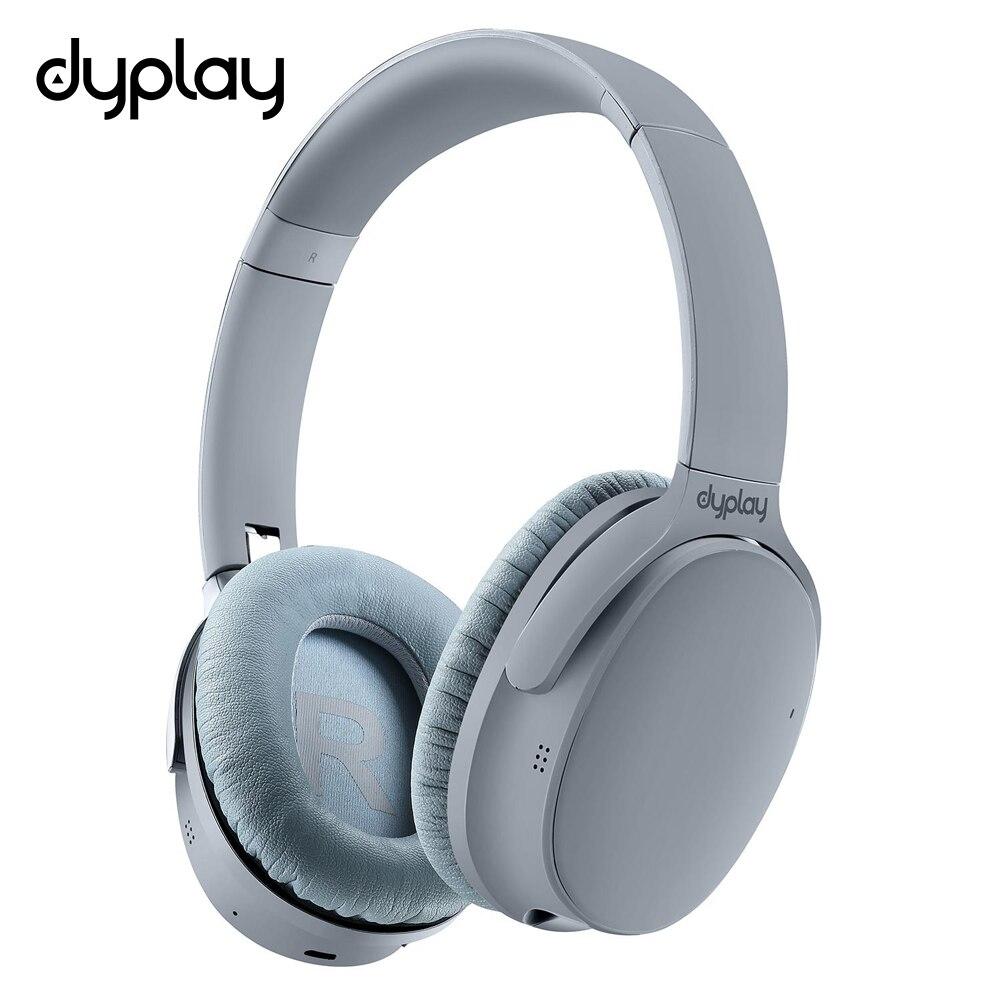 Active Noise Cancelling Casque Sans Fil écouteurs bluetooth Avec la Boîte De Cas casque intra-auriculaire Avec Microphone Pour téléphone portable