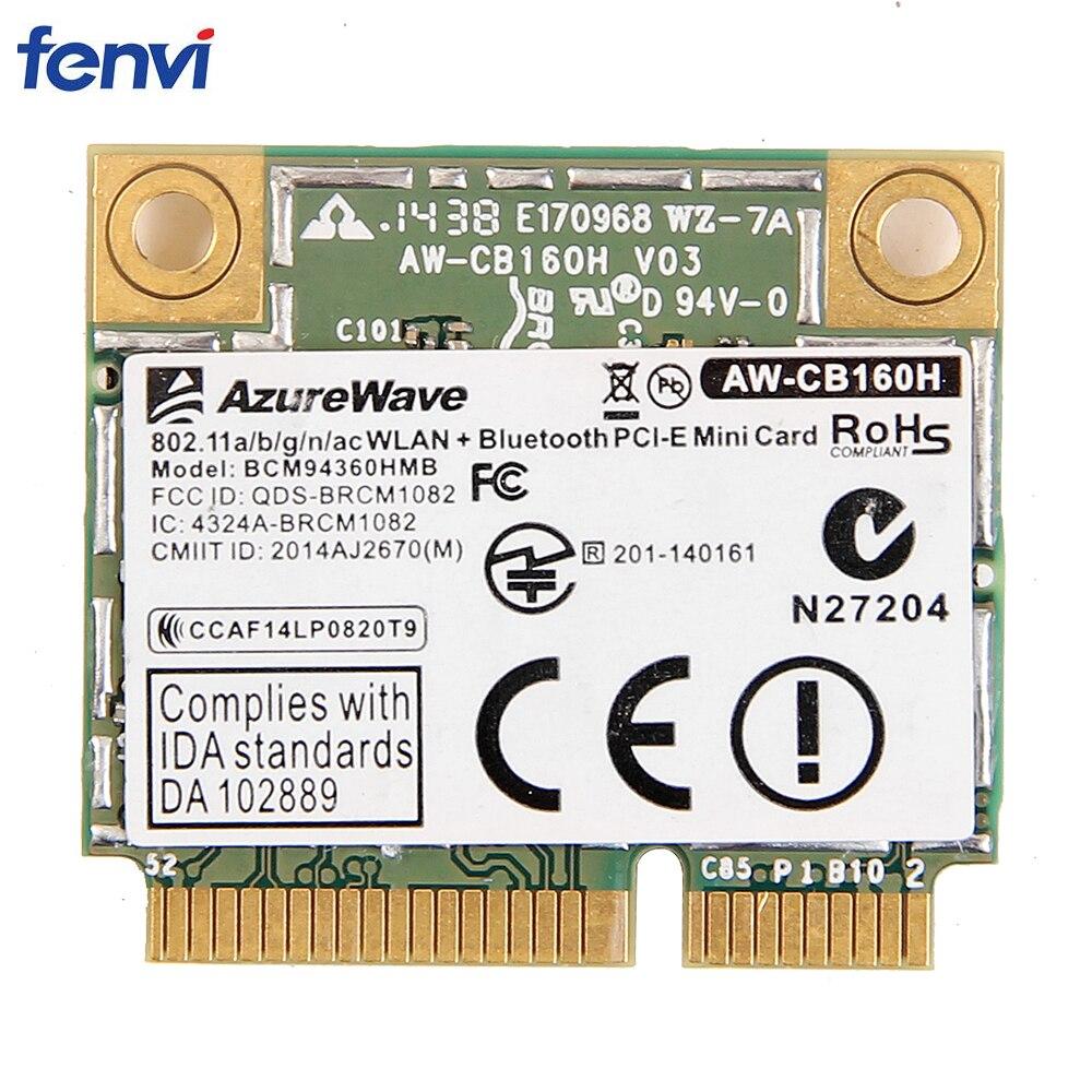 Dual Band 450Mbps 633ANHMW Mini PCI-E Wireless Wifi Network Card For Intel 6300 6300AGN 802.11a/g/n Lenovo Thinkpad/HP Laptop