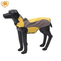 Casaco impermeável Roupa Do Cão Do Traje Do Animal de Estimação Para O Cão Pequeno Roupas Sportswear Jaqueta de Inverno Quente Animais de Estimação Produtos Mascotas VC14-JK014
