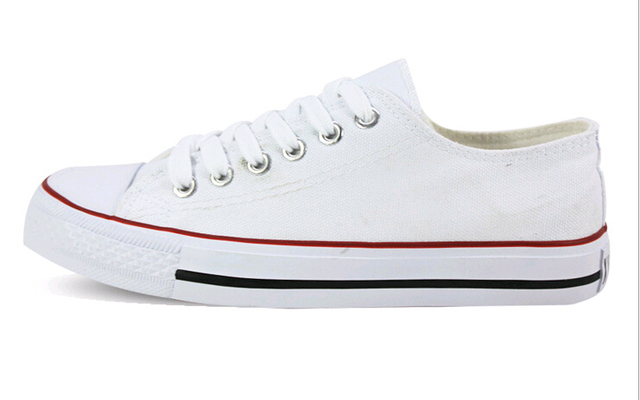 31a24d7efe27 100% original new Convers women s shoes to help low shoes canvas all stars  free shipping