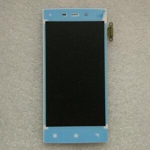 Image 2 - 100% garantie weiß Für IUNI U2 Snapdragon 800 Lcd Bildschirm Mit Touch Screen digitizer montage durch freies verschiffen
