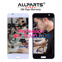 100 Tested 5 1920x1080 For HTC ONE A9 LCD Display Touch Screen A9W A9T A9D Digitizer