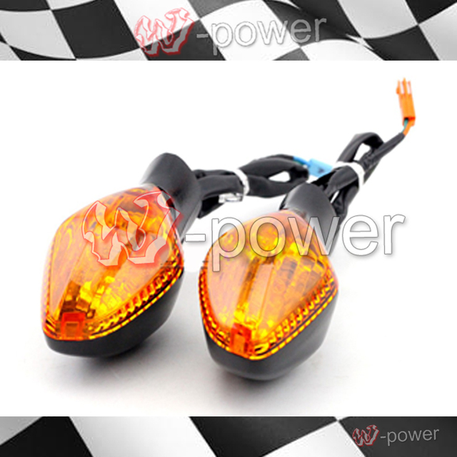 fite For HONDA NC 700 / NC750X / S NC700D NC700X NC700S NC700X Amber Motorcycle Accessories Rear indicator light 2 wires