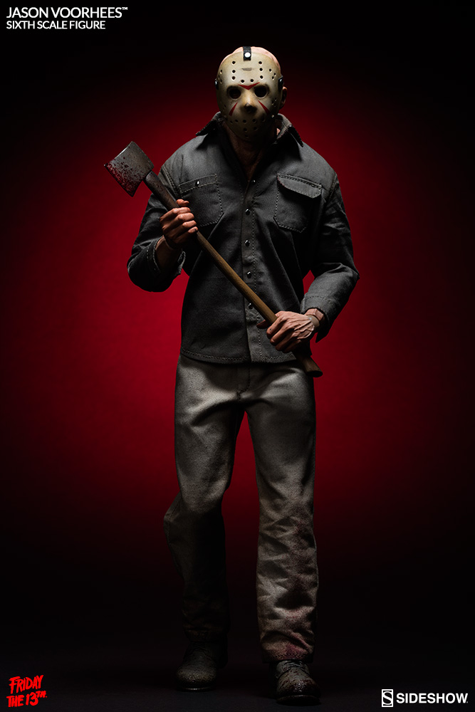 1/6th scale figure Collectible Model plastic toy Friday the 13th Killing spree Jason Voorhees 12 Action figure doll original and new 8inch lcd display screen panel claa080wq05 xn v repair parts replacement for lenovo a5500 a8 50 free shipping