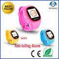 S866 SmartWatch GPS Criança Rastreamento SIM Smartwatch Relógio Inteligente Relógio de Pulso Para Crianças Relógio com Alarme App Para iOS Android