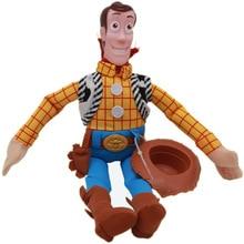 1 шт., 14 дюймов, 35 см, Peluche Boneca, История игрушек 3, Woody Sheriff, мягкие плюшевые фигурки, игрушки, мягкие куклы, игрушки для малышей, подарки для детей