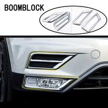 Boomblock для VW Tiguan 2017 2018 для Volkswagen VW Tiguan 2 MK2 2016 передняя решетка Противотуманные фары Лампы для мотоциклов Наклейки Чехлы для мангала интимные аксессуары