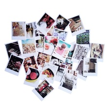 60pcs/lot Vintage Romantic Postcard Envelope With Seal Stickers Cute Card Set Mini Greeting Kraft Fashion Gift