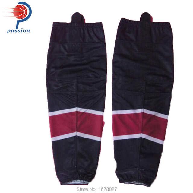 Custom Sublimated Knee High Socks Cheap Hockey Socks Ice Hockey