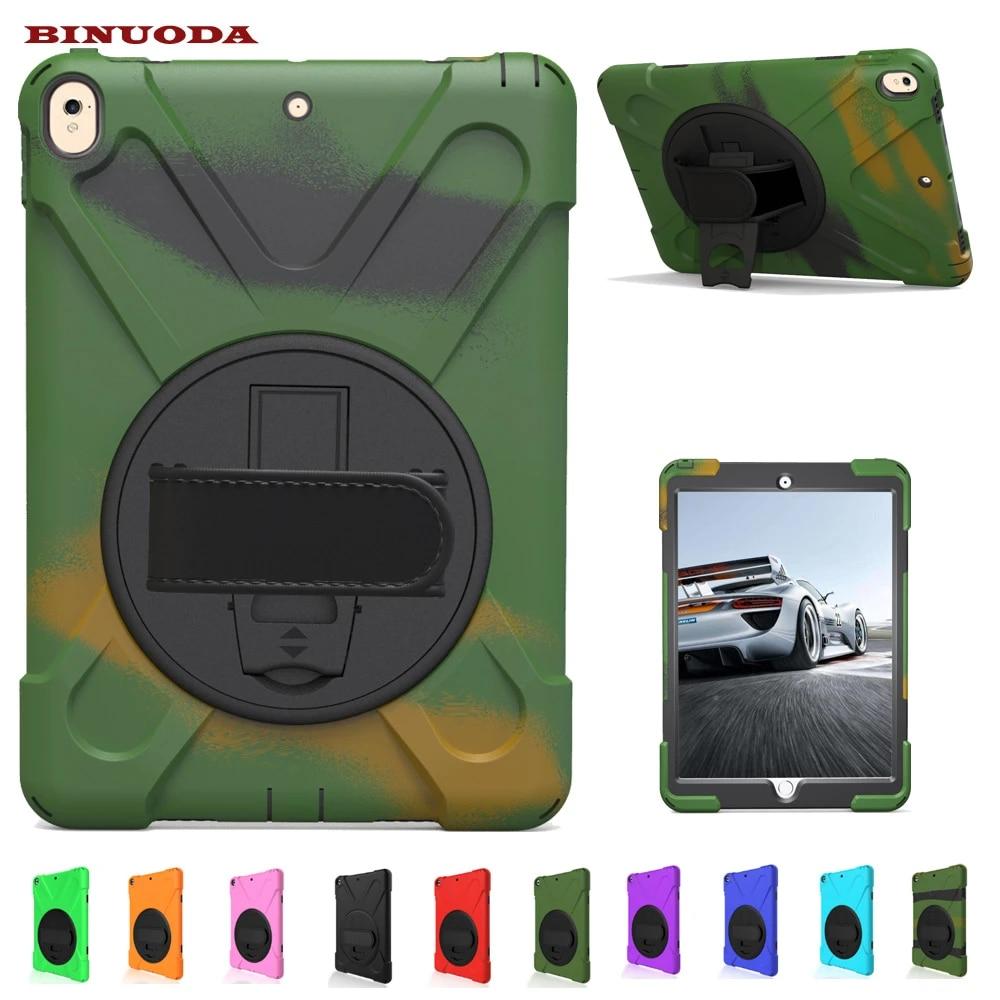 360 Graden Roterende Case Voor Ipad Pro 10 5 Full Body Robuuste Pc Siliconen Hybrid Cover Apple Ipad 10 5 Tablet Pro Hand Strap Case For Ipad Case For Ipad Prorotating Case Aliexpress