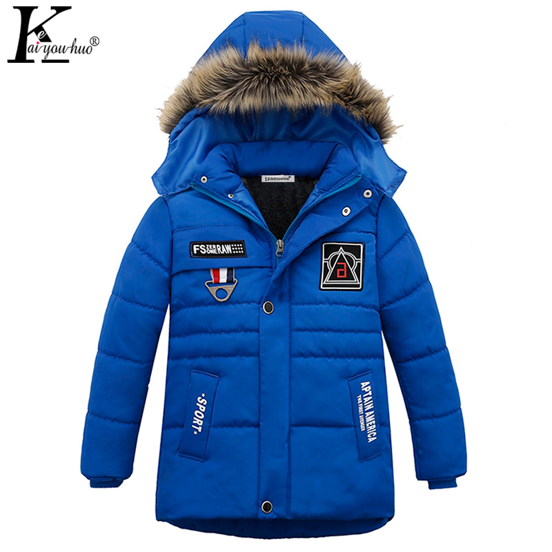 New Jackets For Boys Coats High Quality Children Clothing 2018 Winter Kids Jacket For Boys Coats Baby Boy Clothes Kids Outerwear boys lamb wool jacket coats winter boy coat children fashion outerwear kids clothes boutique clothing