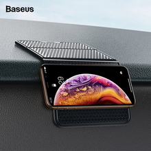 Baseus Universal Car Anti Slip Mat For Dashboard Auto Multi-Function Phone Coins Gel Sticky Pad Non Mats Gadget