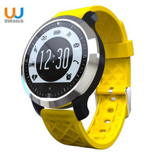 UWatch F69 Bluetooth Smartwatch Pulsometer Sport Swimming Waterproof for Apple iPhone IOS Android Hot Men Wearable Smart Watches