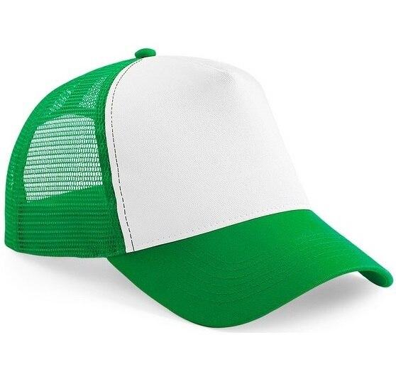 567cdca85db Brand New Arrival Hot Unisex Hat Men Women Boys Girls Adjustable Hats Solid  Colors Green White Baseball Cap Hat Mesh Trucker Hat