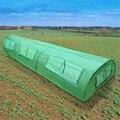TNGH túnel arco de efecto invernadero de hortalizas de invernadero invernadero planta flores balcón cubierta de aislamiento extremo de exportación