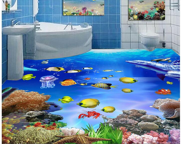 fish floor tile popular sea fish floor buy cheap sea fish floor lots from china