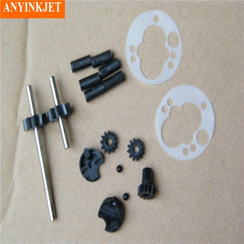 pump repair alternative 23511 for Domino A100 A200 A300 double head pump printer pump repair kit db pg0261 for linx 4900 printer