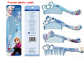 BBSZ003 2pcs/set Snow and ice princess children make up comb, hair comb, comb, parents and children