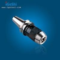 Bt40 Apu16 110L Integrated Keyless Drill Chuck For Milling Lathe Range 1 16mm