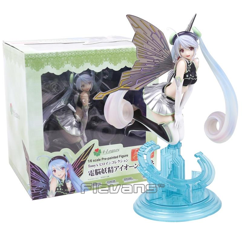 100% QualitäT Anime Tonys Heroine Kotobukiya Sammlung Computer Schmetterling Fairy Pvc Figure Sammeln Modell Spielzeug 18 Cm
