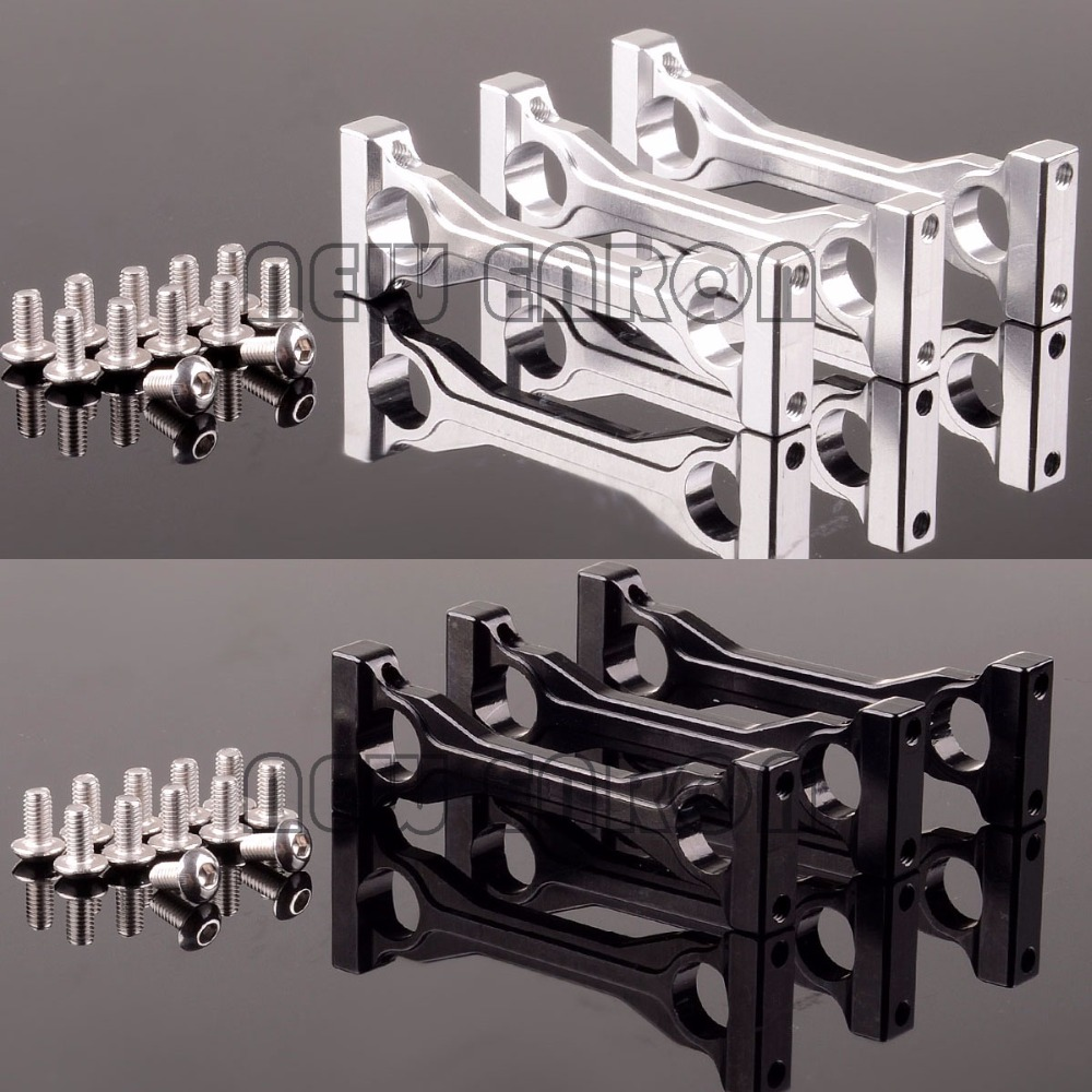 NEW ENRON 3P Alumimum Middle Chassis Mount TAMIYA TRACTOR TRUCK 56301 56304 56309 56314