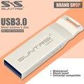 Suntrsi usb flash drive 64 gb usb 3.0 pen drive de alta velocidad Capacidad Real Pendrive USB Flash Dirve de Destello del USB Del Palillo de Metal Personalizar