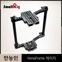 SmallRig Universal VersaFrame Cage For Canon EOS 1DC/1DX/Nikon D3X/D3S/Sony a7//a7II/Panasonic GH5/GH3/GH4/Fujifilm X T2 1750