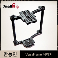 SmallRig Universal VersaFrame Cage For Canon EOS 1DC/1DX/Nikon D3X/D3S/Sony a7//a7II/Panasonic GH5/GH3/GH4/Fujifilm X T2 1750