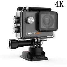 "ThiEYE i60e 4 K WIFI Zoom Action Caméra Full HD 1080 P/60fps 2.0 ""LCD Aller 40 M Étanche pro 170 Degrés Mini Sport Camara Cam"