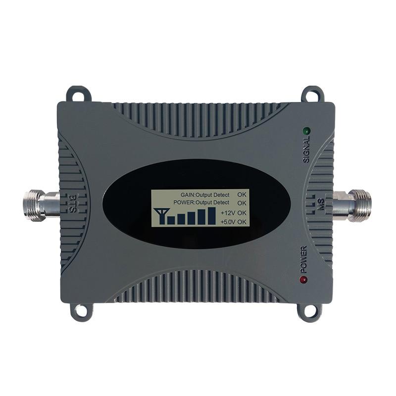 65dB Gain affichage LCD 4G AWS 1700/2100 mhz répéteur de Signal de téléphone portable LTE bande 4 AWS 1700/2100 amplificateur de Signal de Booster cellulaire - 2