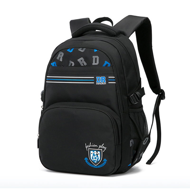 Girls Backpack Schoolbags Waterproof Boys Children's Wear-Resistant Decompression High-Breathable