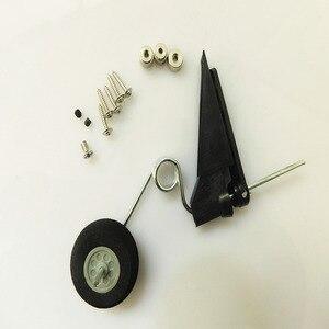 1 Set Replace Tail Wheel Assem